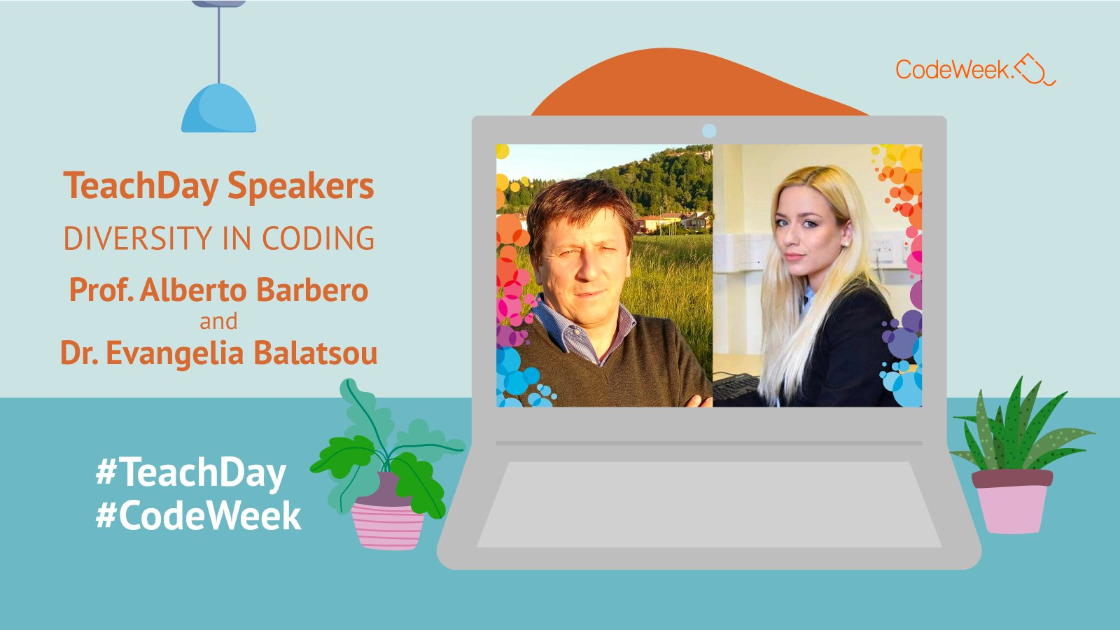 EU Code Week-Diversity in Coding